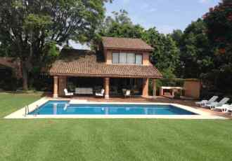 Renta de casas en cuernavaca para fin de semana vacaciones for Casa con piscina fin de semana madrid