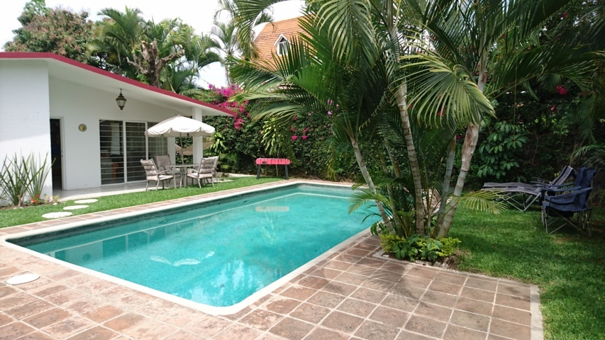 Renta casa cuernavaca fines de semana vacaciones weekend for Busco casa en renta