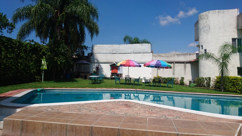 Renta casa jovenes cuernavaca barata weekend cuernavaca for Caldera para alberca