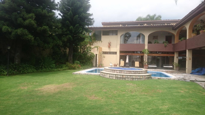 Renta casa cuerna viaje familiar lujo weekend cuernavaca for Casas en renta cuernavaca