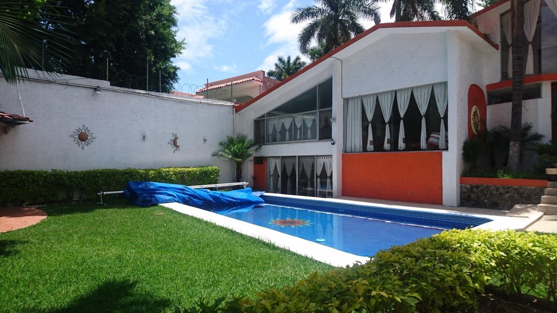 Renta casa con alberca econ mica viajes weekend cuernavaca for Caldera para alberca