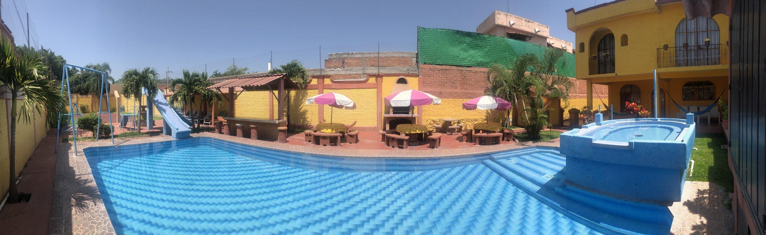 Casa josefa weekend cuernavaca - Casa de fin de semana ...