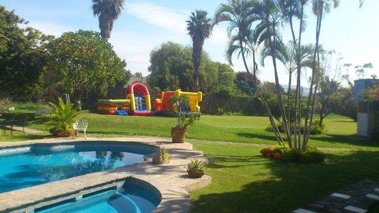 renta casa para fiestas